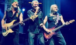 Deep Purple show no signs of slowing down