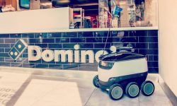 Meet the Domino's Delivery Robots that make sure your Pizzas are piping hot
