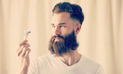 Could Beards be going out of fashion?
