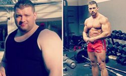 The Junk Food Addict that turned his Life around in less than a year