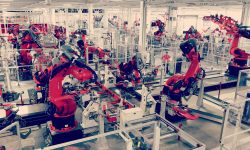 Robots may take up to 30% of jobs in the UK