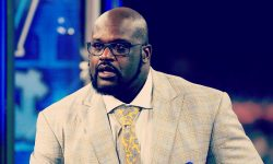 Shaquille O'Neal thinks the Earth is flat…