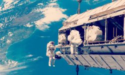 NASA gives us some stunning GoPro footage during a Spacewalk