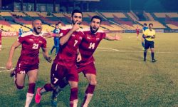 Syria's Dream of qualifying for the 2018 World Cup gets closer