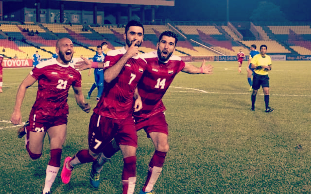 Syria World Cup
