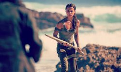 First look at Alicia Vikander as Tomb Raider's Lara Croft
