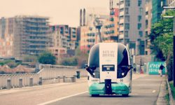 The Driverless pod may be the future for cities