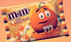 M&Ms will have a Pumpkin Pie flavour this Autumn