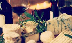 Cheese and Wine supposedly makes you fitter and smarter