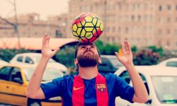 Lionel Messi has an Iranian Doppleganger