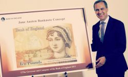 The NEW Polymer Ten Pound Banknote