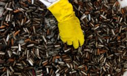 Cigarette Butts could be key to new Road Surfaces