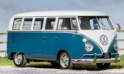 The VW Camper Van is making a Modernised Return