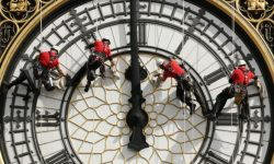 Big Ben to fall silent until 2021, due to repairs