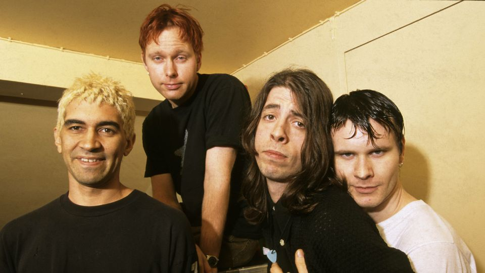 Foo Fighters 1995