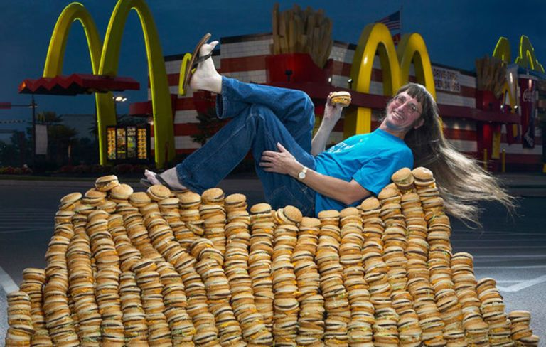 Donald Gorske Big Macs